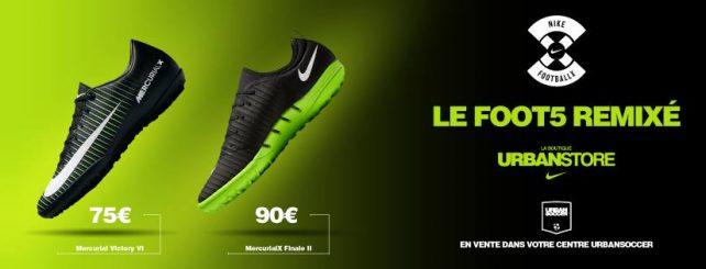 Nike UrbanSoccer