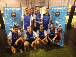 Powerade Cup - Vainqueur US Montpellier