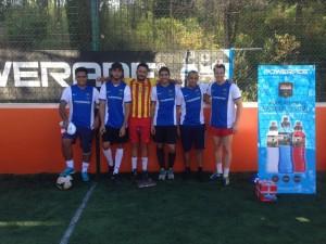 Powerade Cup - Vainqueur US Nice