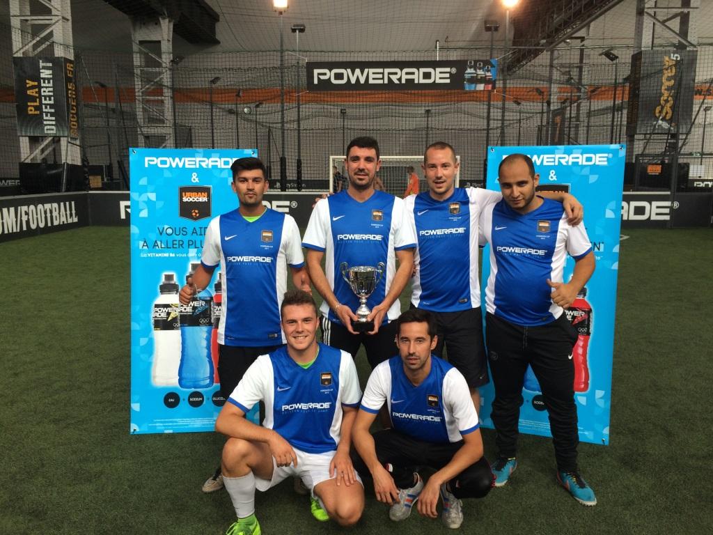 Powerade Cup - Vainqueur US Saint-Etienne
