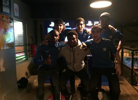 Team Caméléons - Orsay