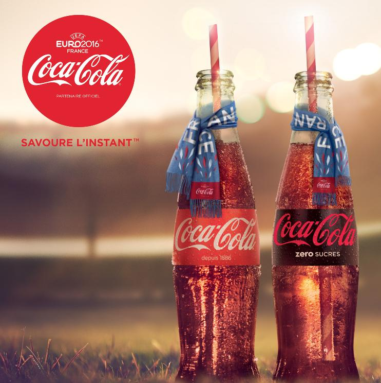 Coca-Cola Une site internet