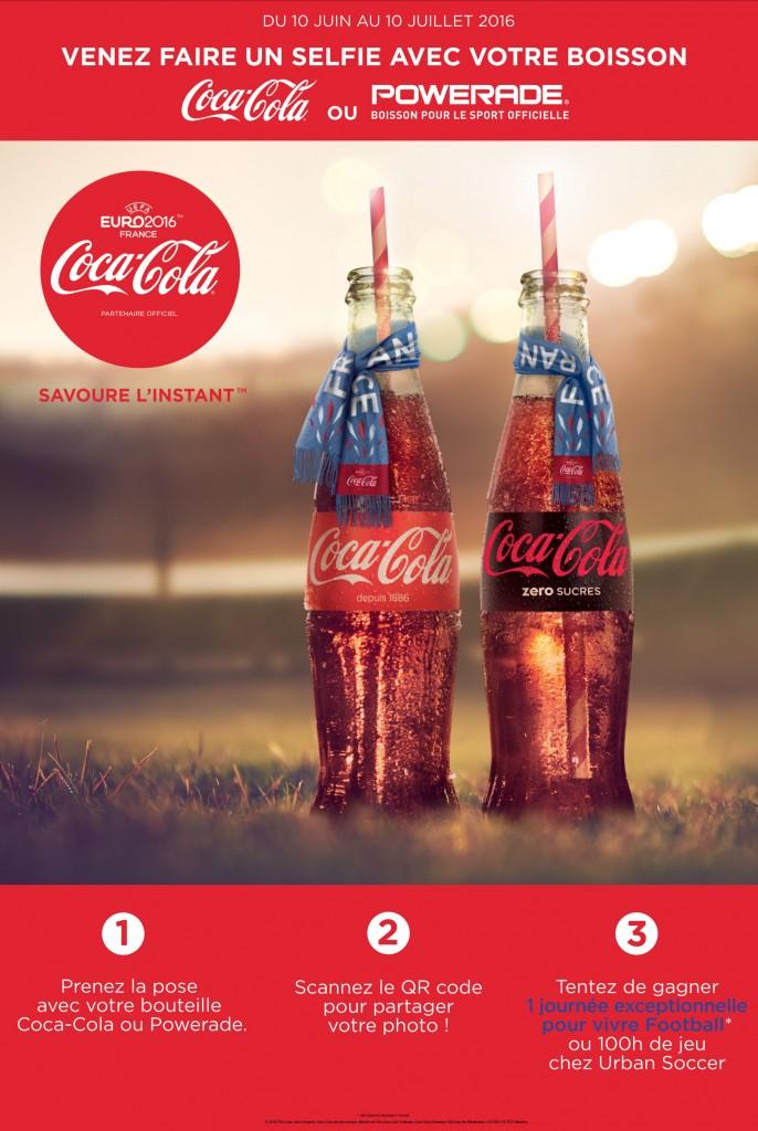 Coca-Cola Jeu concours photo