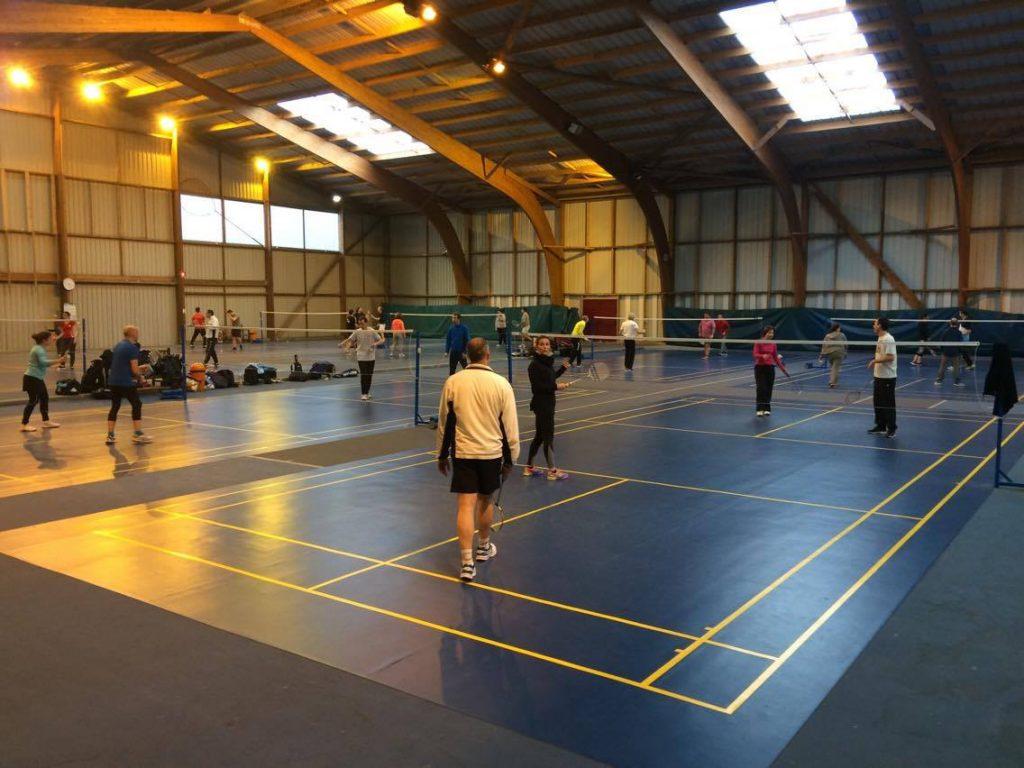 Badminton Urbansoccer