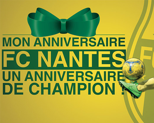 anniversaire foot fc nantes urbansoccer. Black Bedroom Furniture Sets. Home Design Ideas