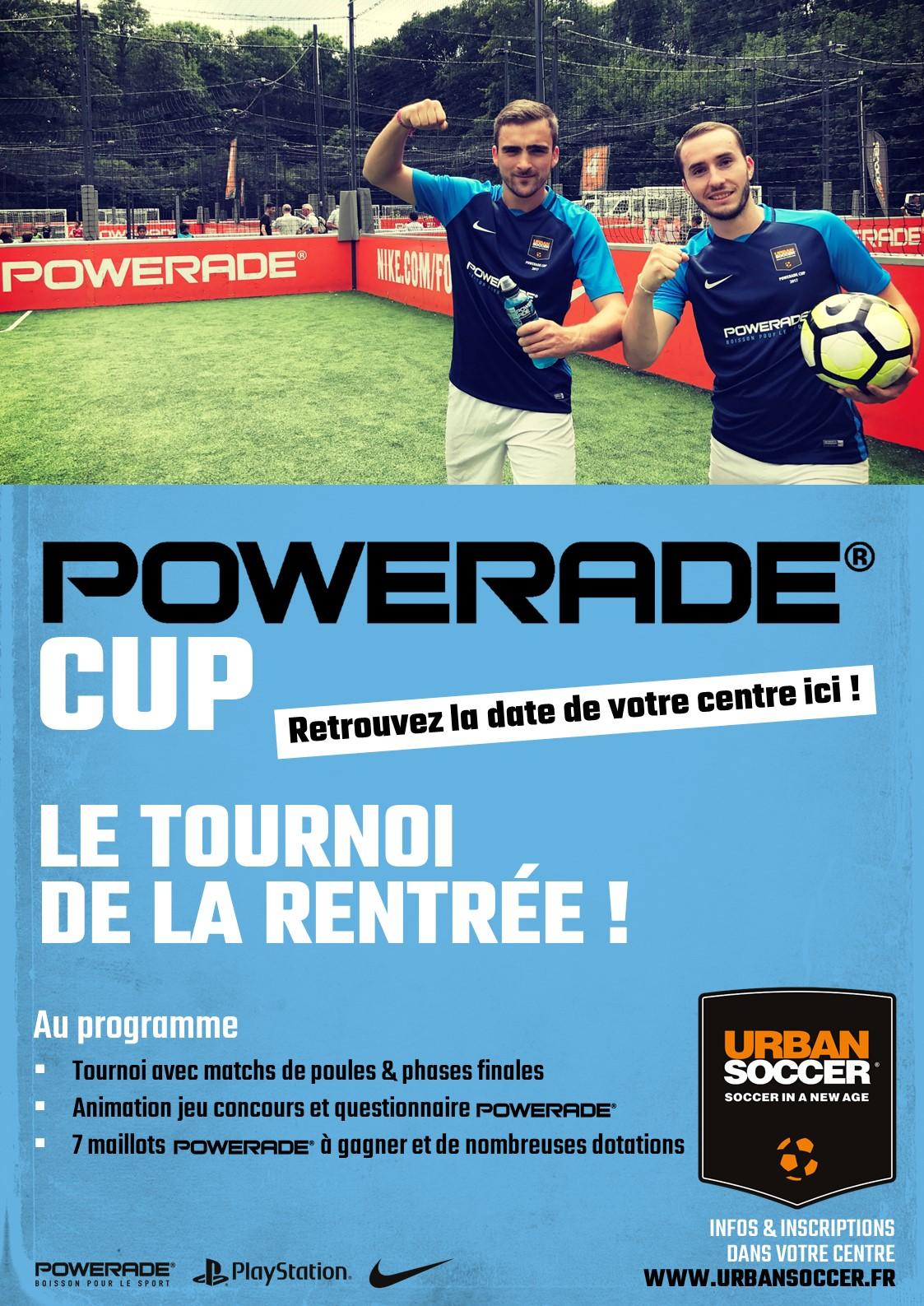 Powerade Cup 17