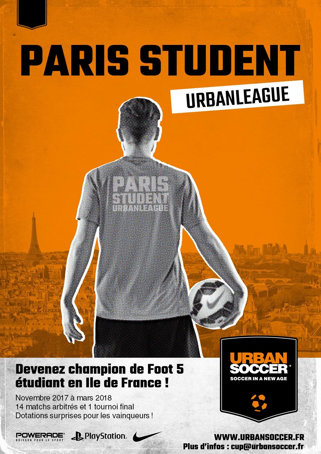 Paris Student UrbanLeague 17