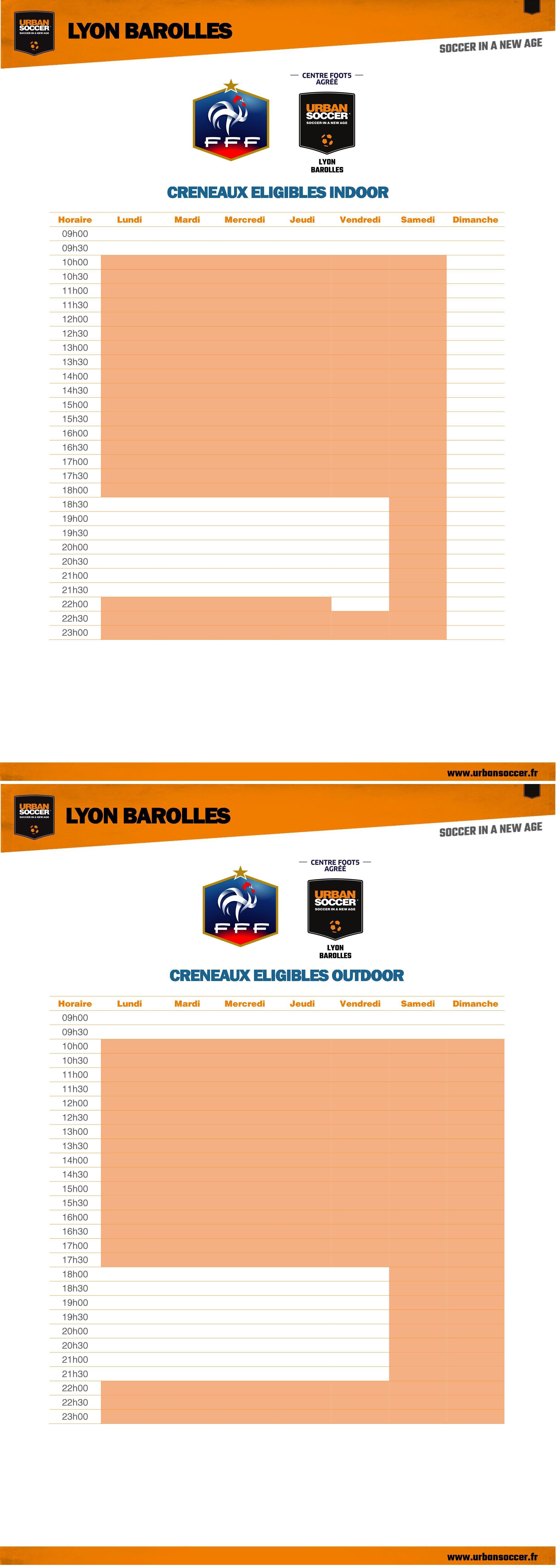 Heures FFF - Lyon Barolles