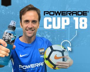 Powerade Cup 306x245