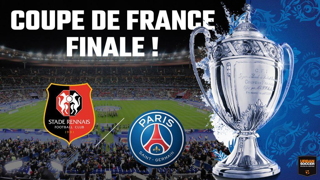 Gagnez vos places pour la finale de la coupe de france - Places finale coupe de france ...