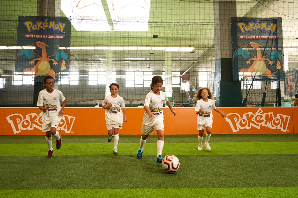 Anniversaire Football Enfant Urbansoccer