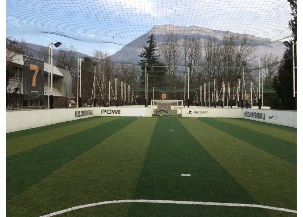 Visite du centre de Grenoble
