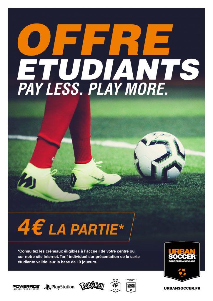 Affiche offre étudiant