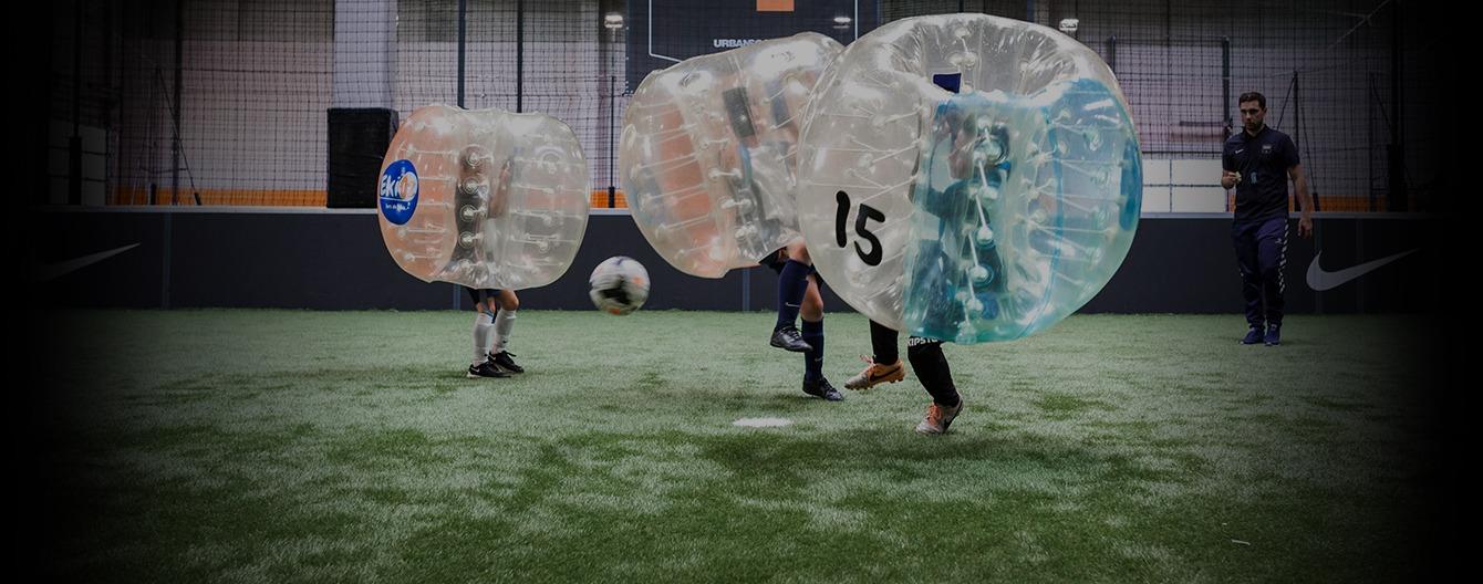 Anniversaire Bubble