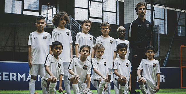 Stages UrbanSoccer Academy