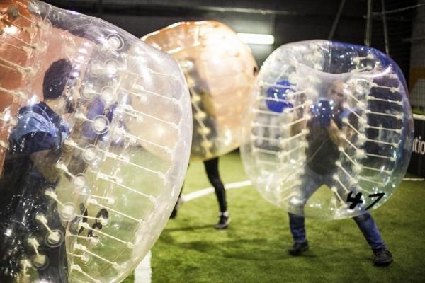 Découvrez le Bubble