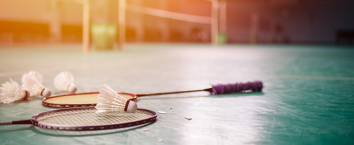 Badminton chez UrbanSoccer