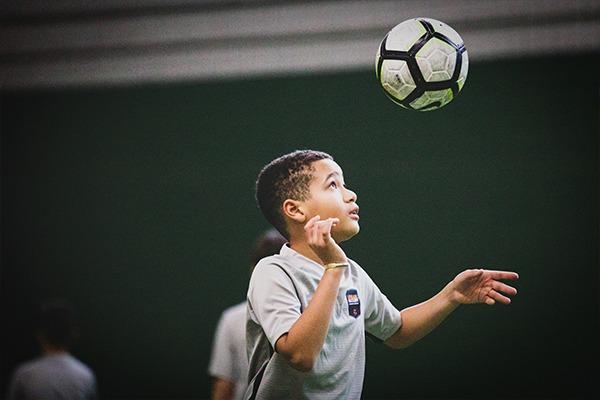 Les avantages de l'école de foot