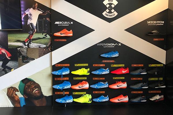 Equipement Nike personnalisé Chaussures foot 5 UrbanSoccer