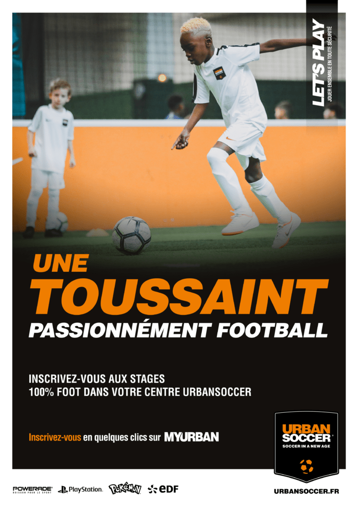 Stage foot toussaint